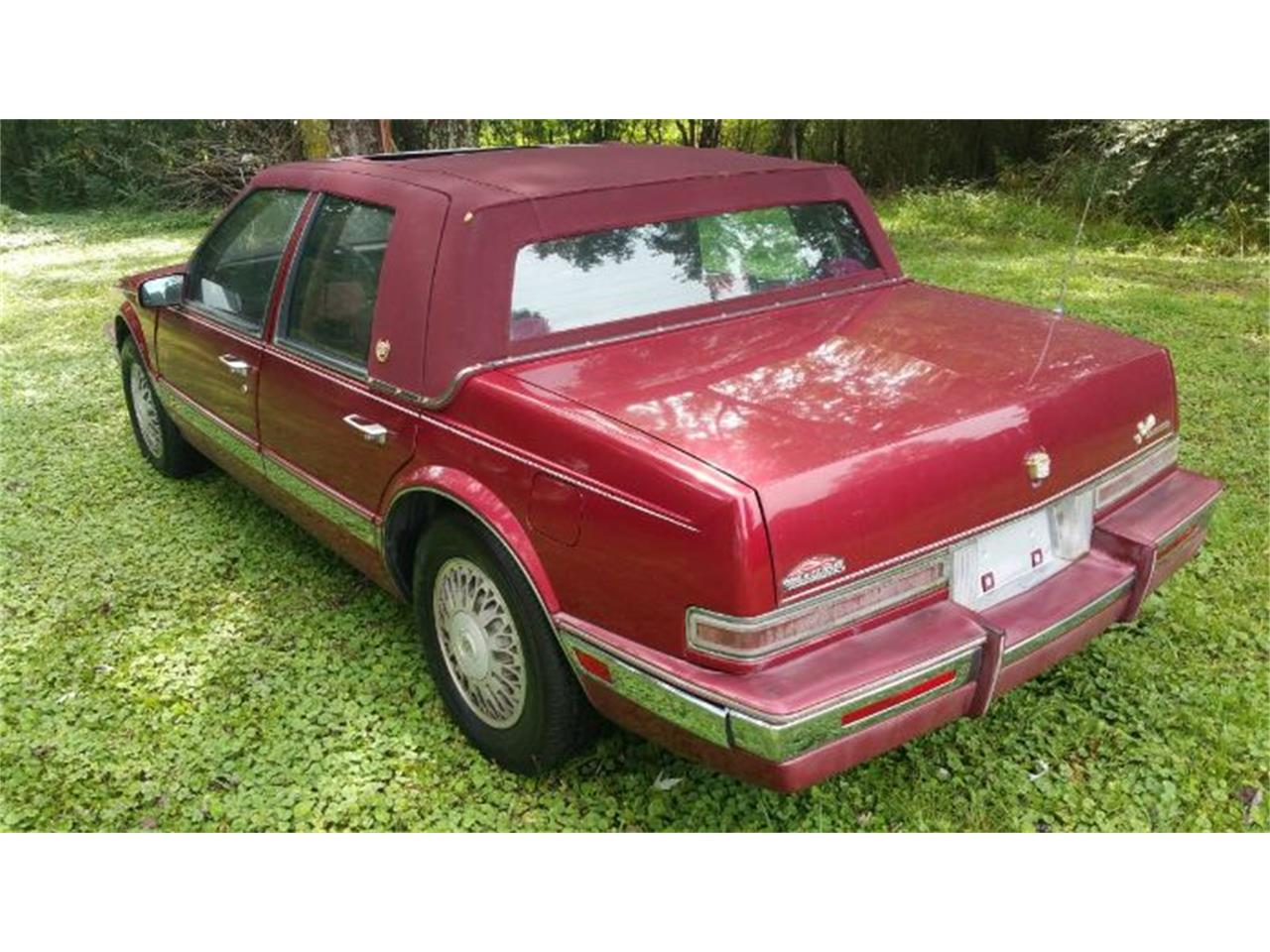 1990 Cadillac Seville (CC-1260232) for sale in Cadillac, Michigan