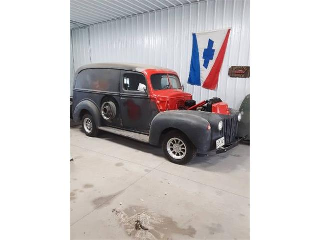 1947 Ford Panel Truck (CC-1260233) for sale in Cadillac, Michigan