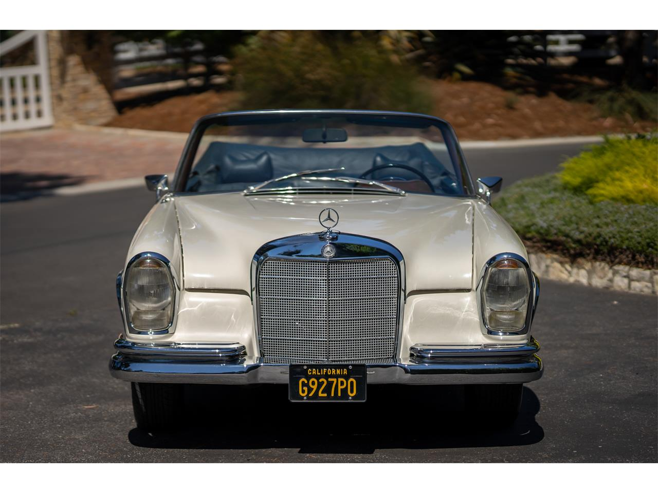 1964 Mercedes-Benz 220SE (CC-1262339) for sale in Los Angeles, California