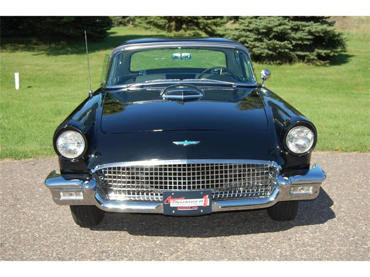 1957 Ford Thunderbird (CC-1262355) for sale in Rogers, Minnesota