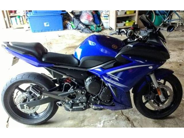 2009 Yamaha FZR (CC-1262373) for sale in Cadillac, Michigan