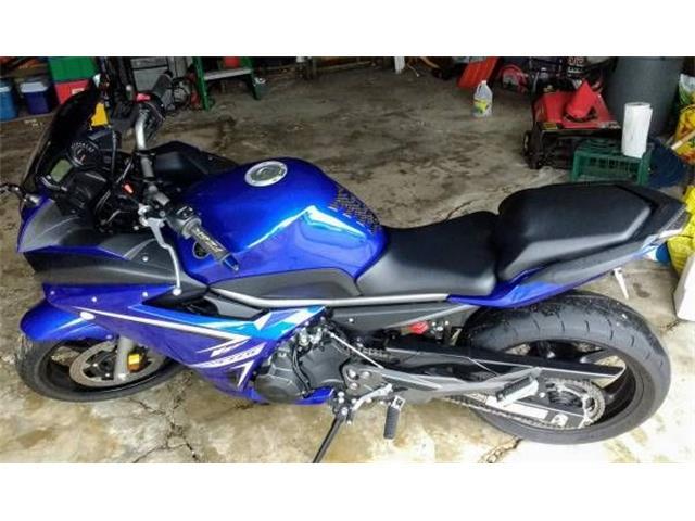 2009 Yamaha FZR (CC-1262373) for sale in Cadillac, Michigan