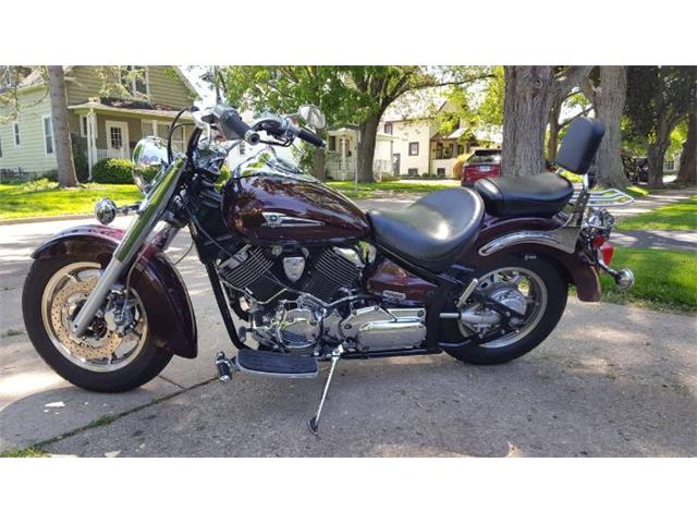 2006 Yamaha V Star (CC-1262374) for sale in Cadillac, Michigan