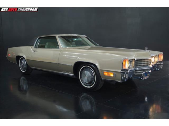 1970 Cadillac Eldorado (CC-1262376) for sale in Milpitas, California