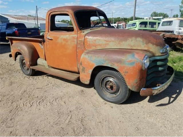 1950 Chevrolet Pickup (CC-1260238) for sale in Cadillac, Michigan
