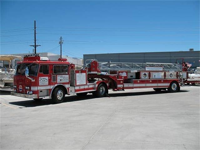 1983 Seagrave Fire Truck (CC-1262382) for sale in Lake Havasu, Arizona