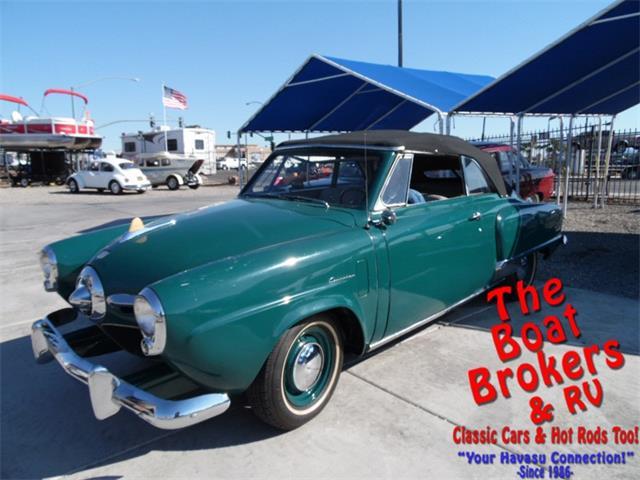 1950 Studebaker Champion (CC-1262384) for sale in Lake Havasu, Arizona