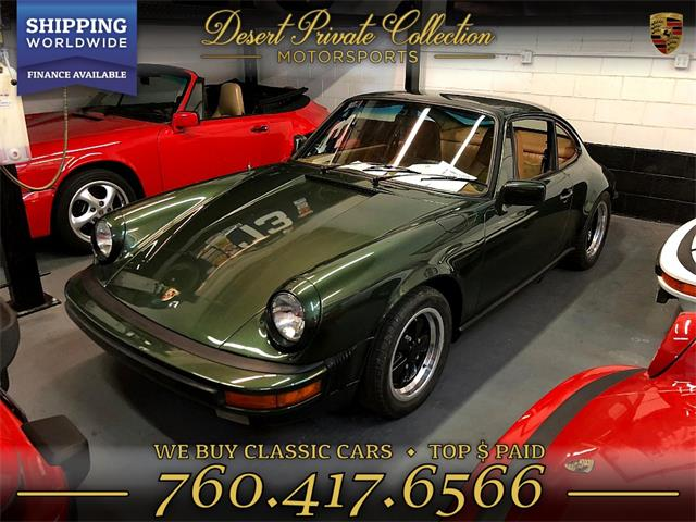 1976 Porsche 911 (CC-1262387) for sale in Palm Desert , California