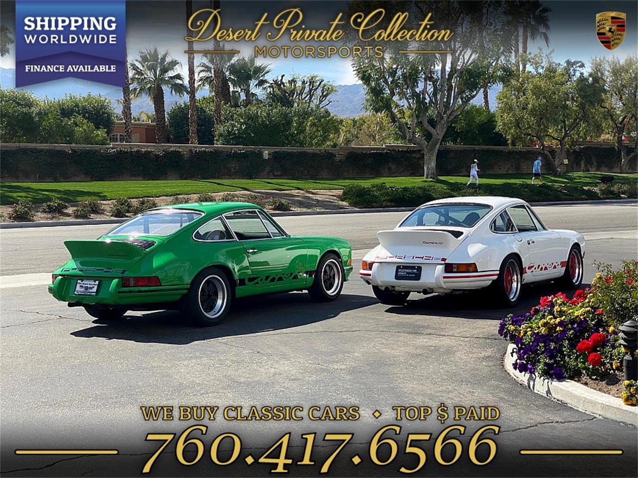 1972 Porsche 911 (CC-1262389) for sale in Palm Desert , California