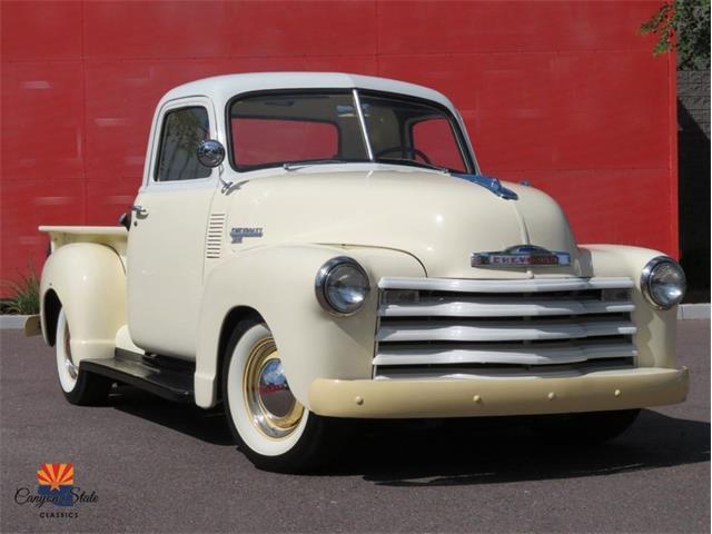 1950 Chevrolet 3100 (CC-1262407) for sale in Tempe, Arizona