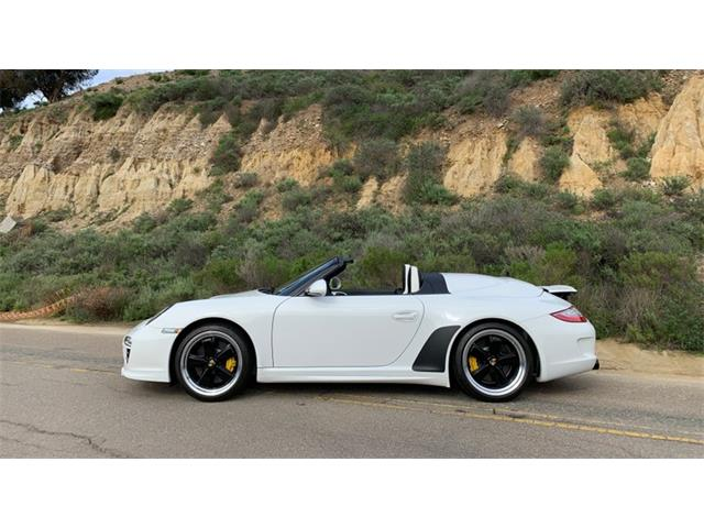 2011 Porsche 911 (CC-1262418) for sale in San Diego, California