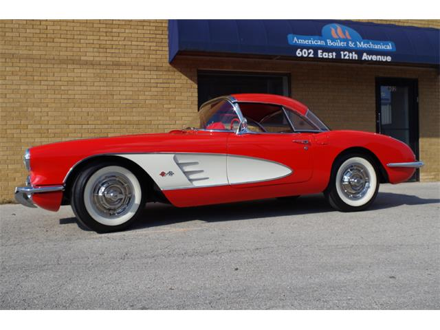 1958 Chevrolet Corvette (CC-1262427) for sale in N. Kansas City, Missouri