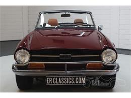1972 Triumph TR6 (CC-1262430) for sale in Waalwijk, noord brabant