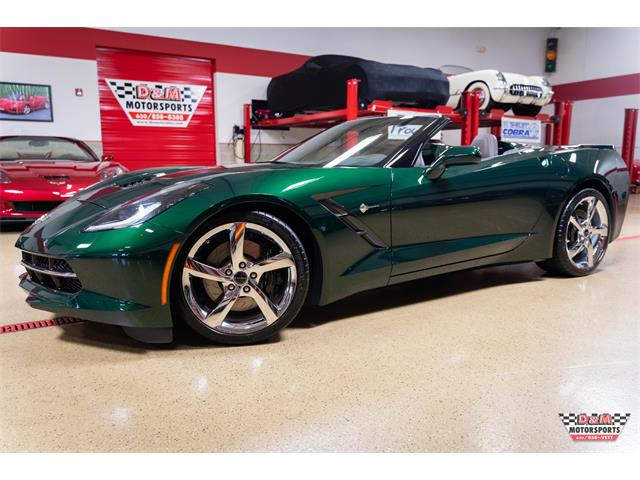 2014 Chevrolet Corvette (CC-1262438) for sale in Glen Ellyn, Illinois