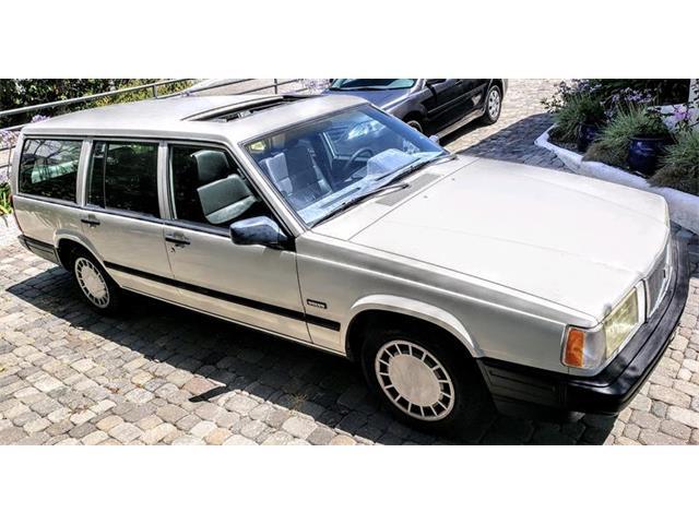 1991 Volvo 740 (CC-1262442) for sale in San Luis Obispo, California