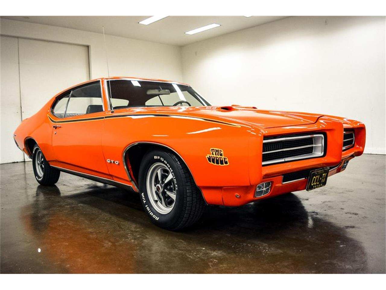 1969 Pontiac GTO (CC-1262443) for sale in Sherman, Texas