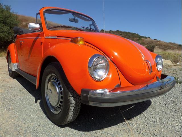 1974 Volkswagen Beetle (CC-1262456) for sale in Laguna Beach, California