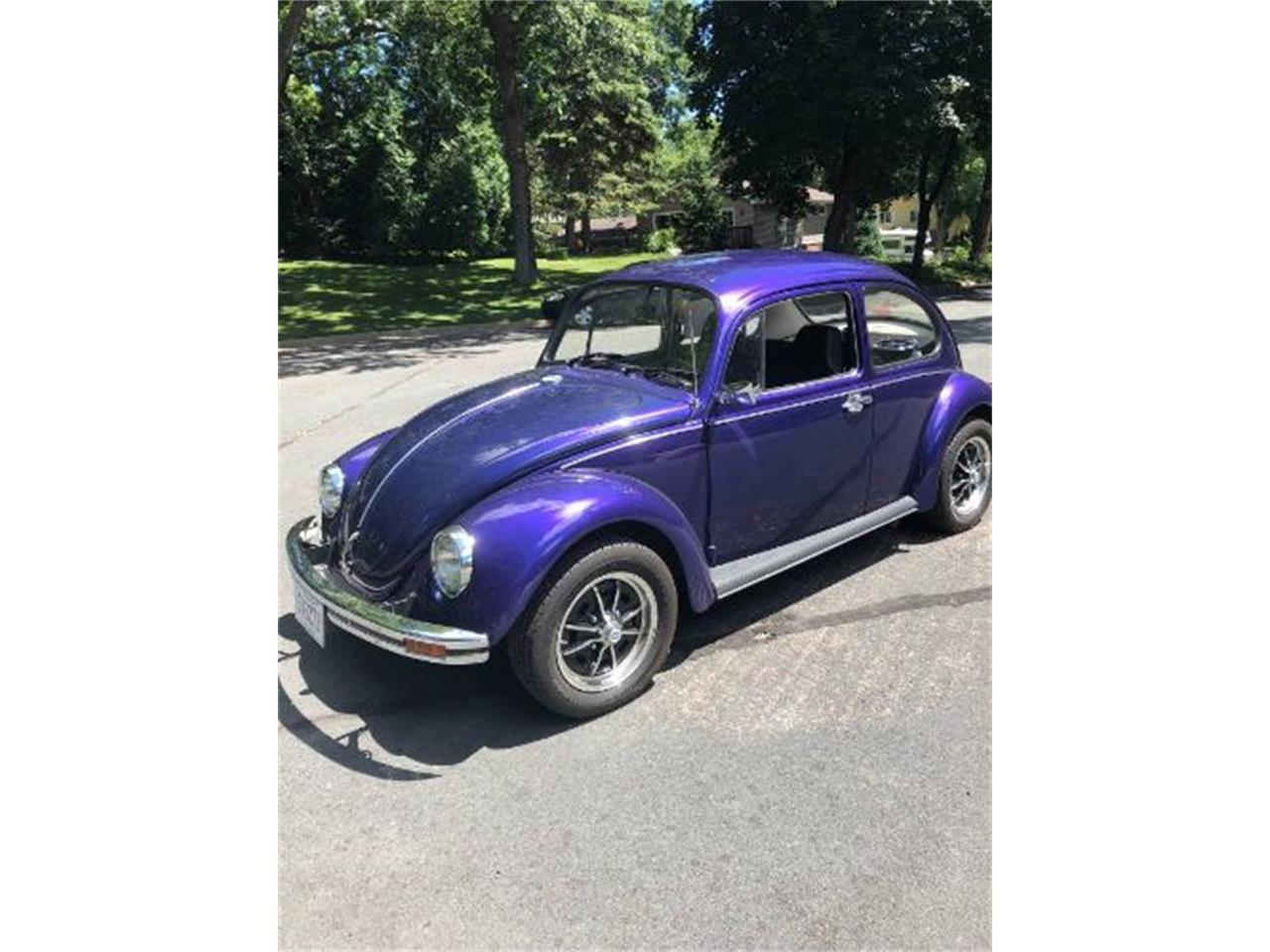 1970 Volkswagen Beetle (CC-1260247) for sale in Cadillac, Michigan