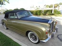 1963 Rolls-Royce Silver Cloud III (CC-1262471) for sale in Fort Lauderdale, Florida