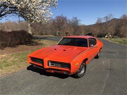 1969 Pontiac GTO (The Judge) (CC-1262494) for sale in Carlisle, Pennsylvania