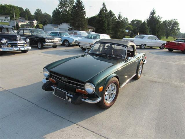 1974 Triumph TR6 (CC-1262500) for sale in Ashland, Ohio
