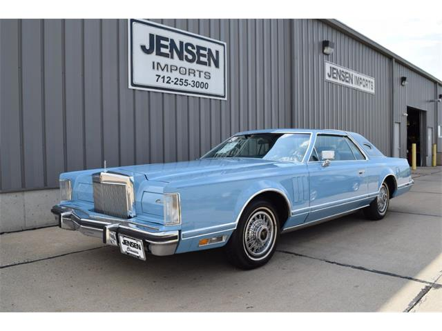 1979 Lincoln Continental Mark V (CC-1262508) for sale in Sioux City, Iowa