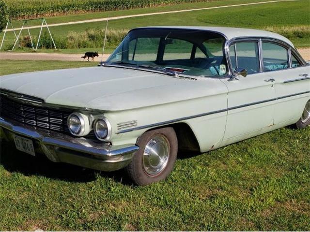 1960 Oldsmobile Super 88 (CC-1260251) for sale in Cadillac, Michigan