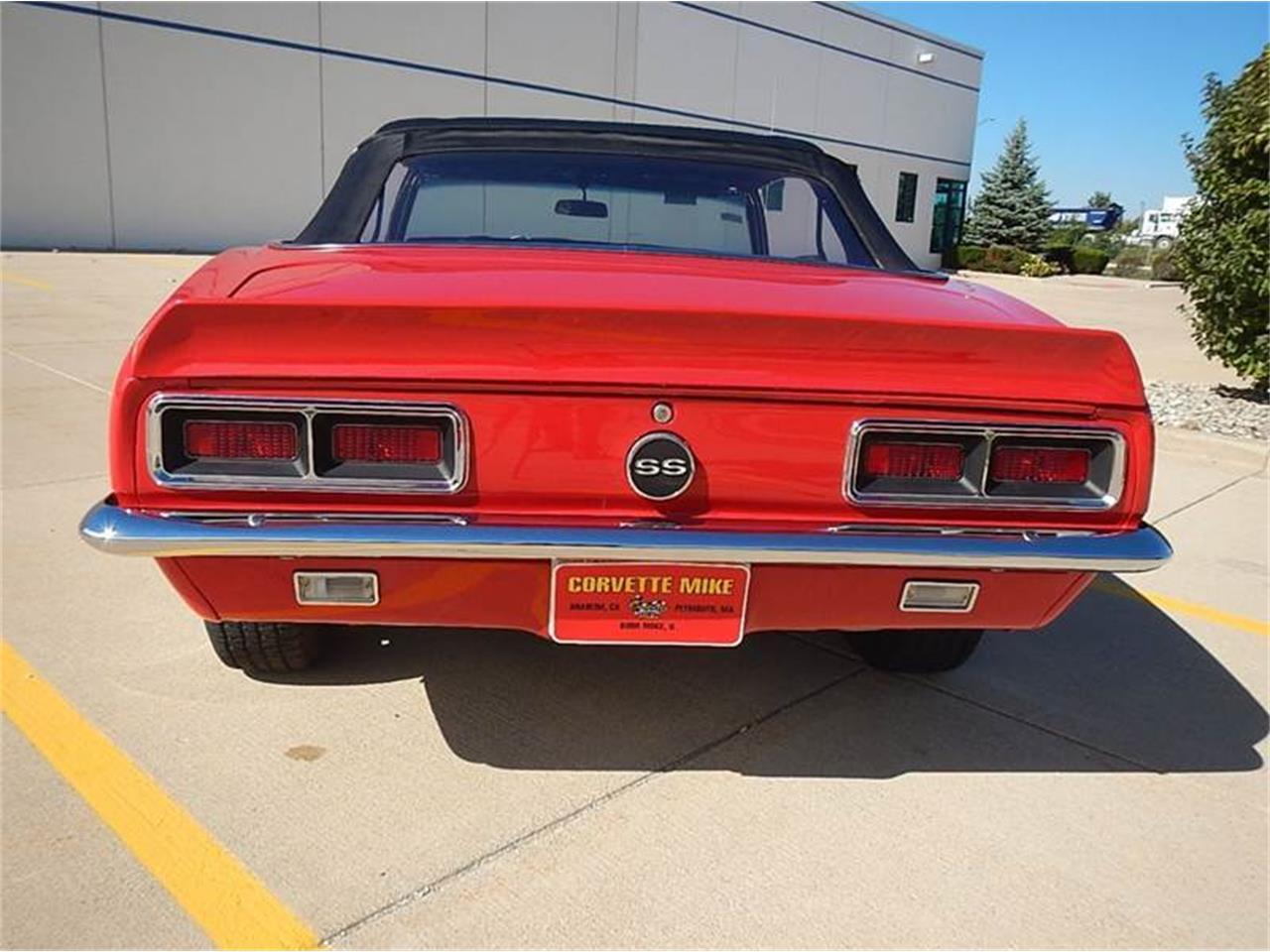 1968 Chevrolet Camaro (CC-1262512) for sale in Burr Ridge, Illinois
