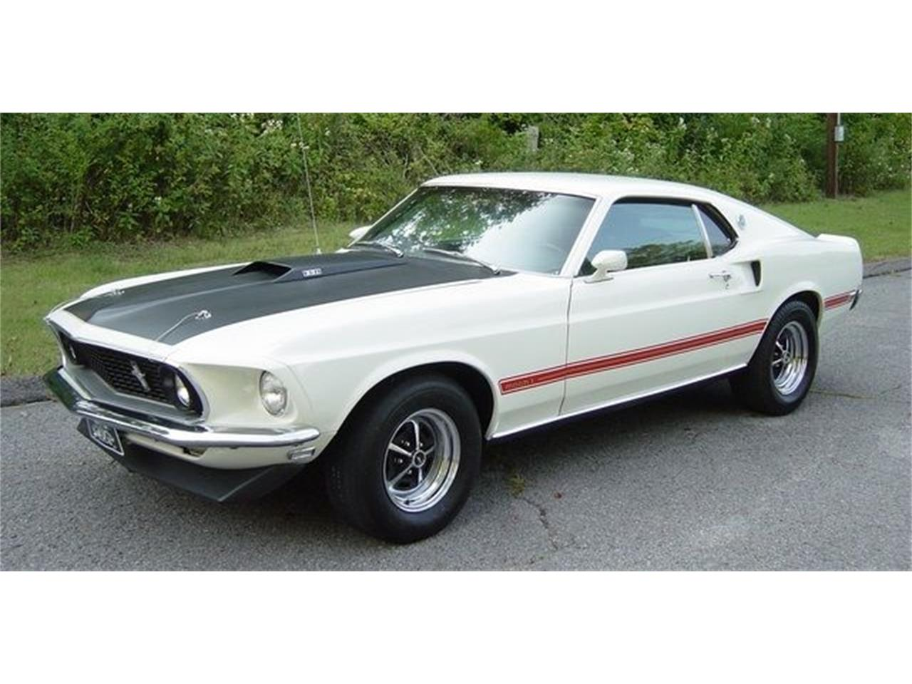 1969 Ford Mustang Mach 1 (CC-1262516) for sale in Hendersonville, Tennessee