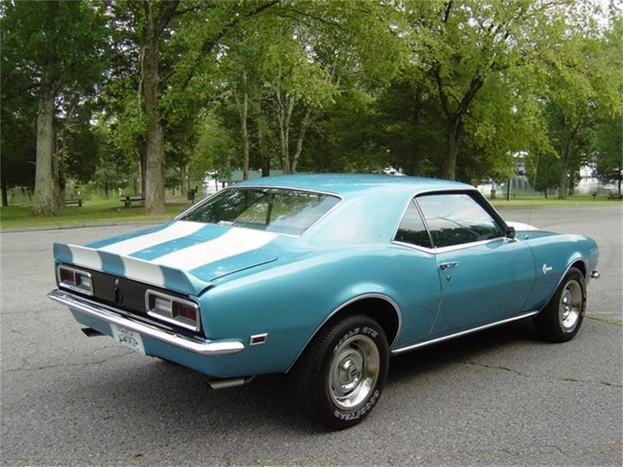 1968 Chevrolet Camaro (CC-1262517) for sale in Hendersonville, Tennessee