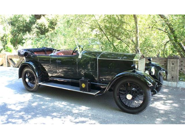 1923 Rolls-Royce Touring (CC-1262525) for sale in Santa Barbara, California
