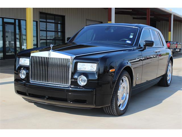 2007 Rolls-Royce Phantom (CC-1262544) for sale in Fort Worth, Texas