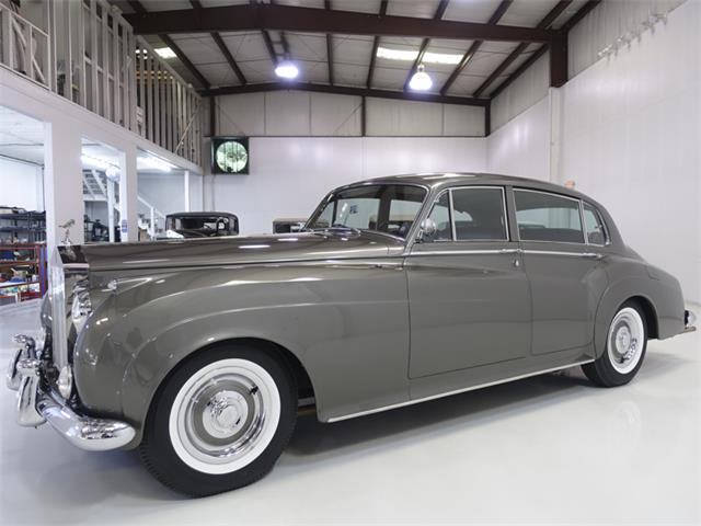 1961 Rolls-Royce Silver Cloud II (CC-1262550) for sale in Pewter Grey, Missouri