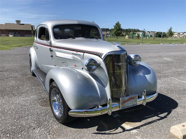 1937 Chevrolet Coupe (CC-1262555) for sale in Mechanicsburg, Pennsylvania