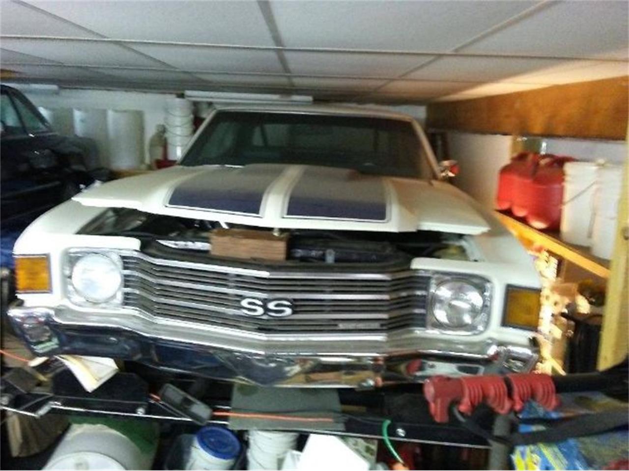 1972 Chevrolet Chevelle (CC-1260256) for sale in Cadillac, Michigan