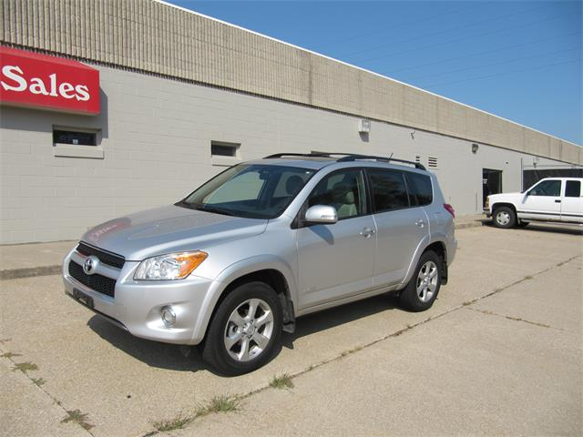 2010 Toyota Rav4 (CC-1262560) for sale in Omaha, Nebraska
