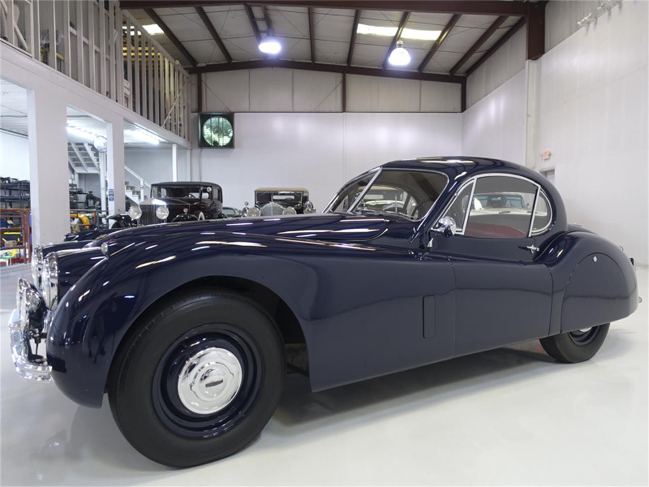 1952 Jaguar Xk120 For Sale Classiccars Com Cc 1262565