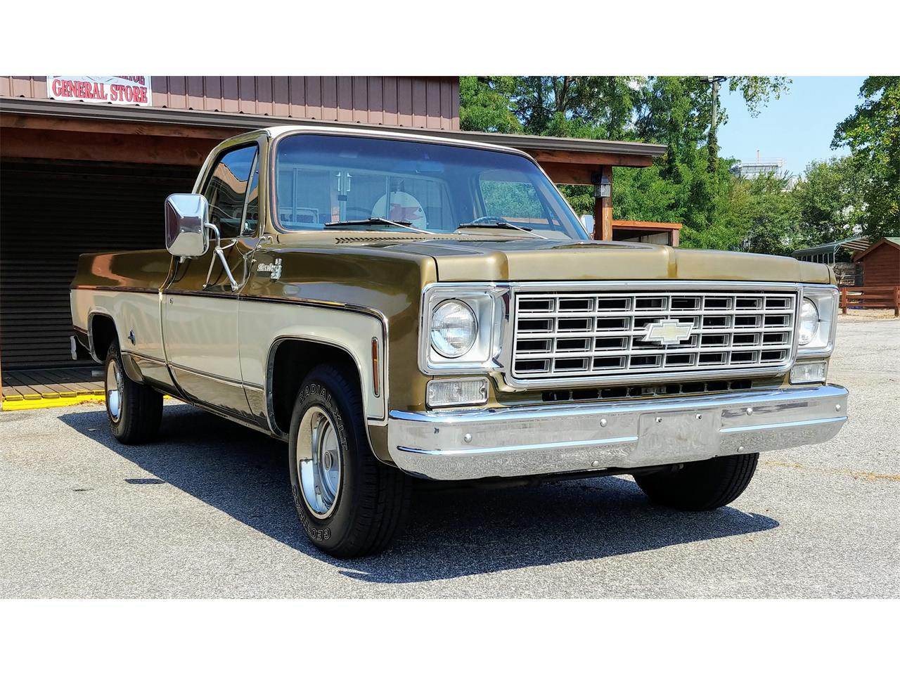 1976 Chevrolet C10 (CC-1262566) for sale in Cumming, Georgia