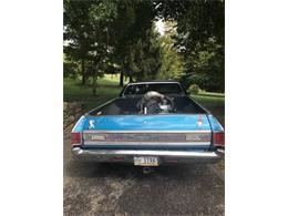 1972 Chevrolet El Camino (CC-1260257) for sale in Cadillac, Michigan