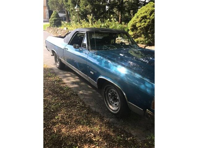 1972 Chevrolet El Camino (CC-1260257) for sale in Cadillac, Michigan