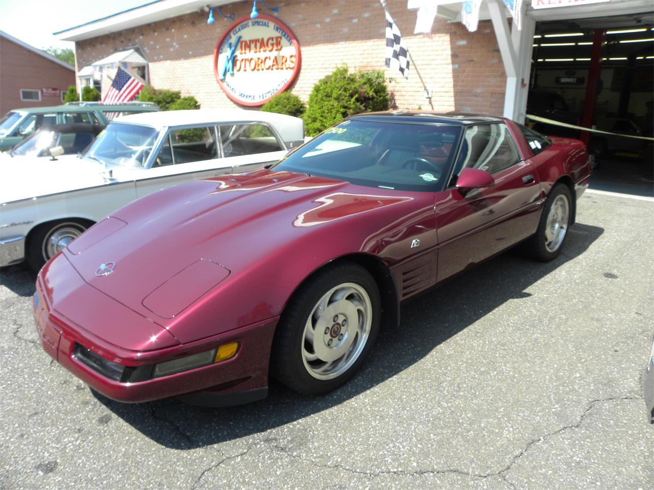 1993 Chevrolet Corvette (CC-1262570) for sale in Westbrook, Connecticut