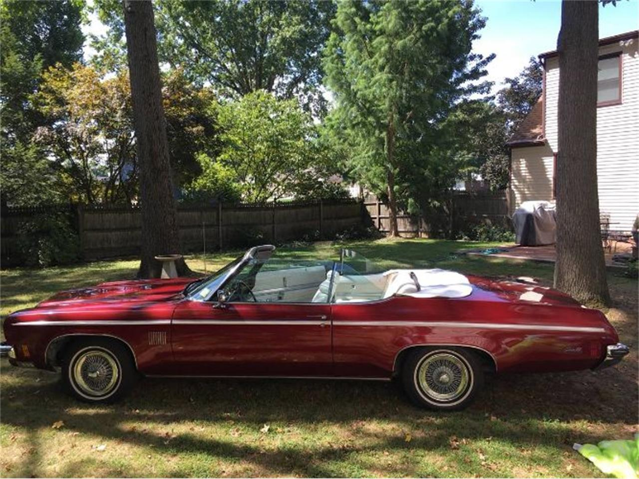 1973 Oldsmobile Delta 88 (CC-1260258) for sale in Cadillac, Michigan