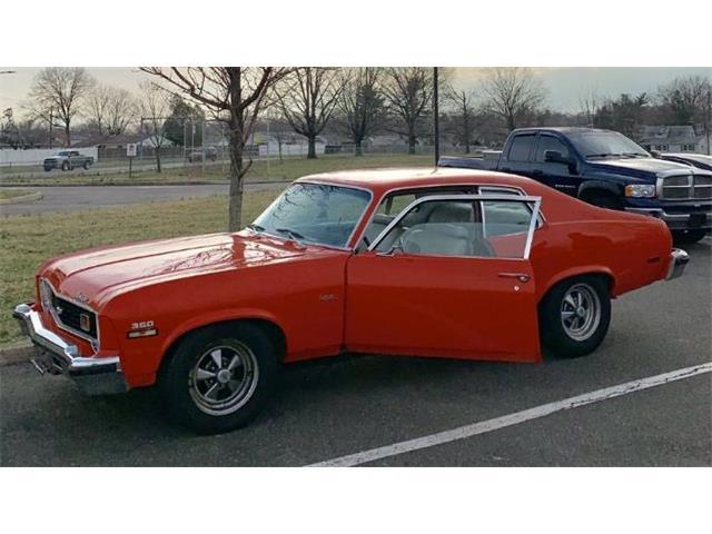 1974 Chevrolet Nova (CC-1260261) for sale in Cadillac, Michigan