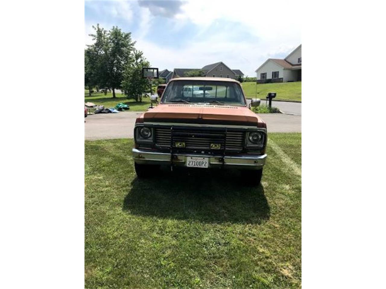 1977 Chevrolet Silverado (CC-1260263) for sale in Cadillac, Michigan