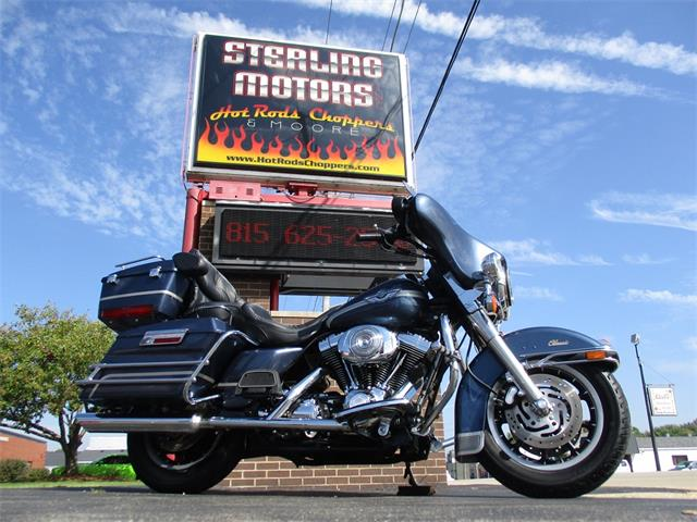2003 Harley-Davidson Electra Glide (CC-1262633) for sale in Sterling, Illinois