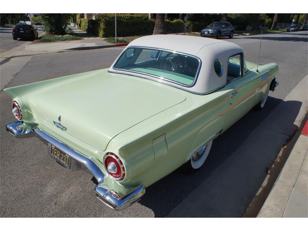 1957 Ford Thunderbird (CC-1262635) for sale in Tomball, Texas