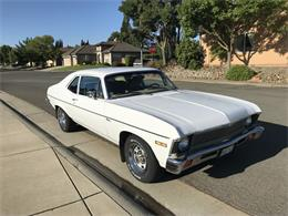 1971 Chevrolet Nova (CC-1262648) for sale in Lincoln, California
