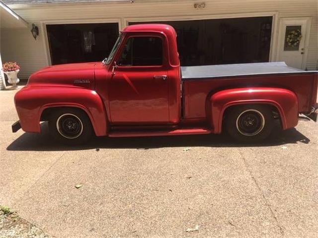 1954 Ford F100 (CC-1260265) for sale in Cadillac, Michigan
