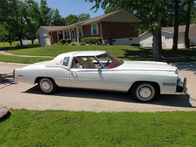 1978 Cadillac Eldorado (CC-1260266) for sale in Cadillac, Michigan