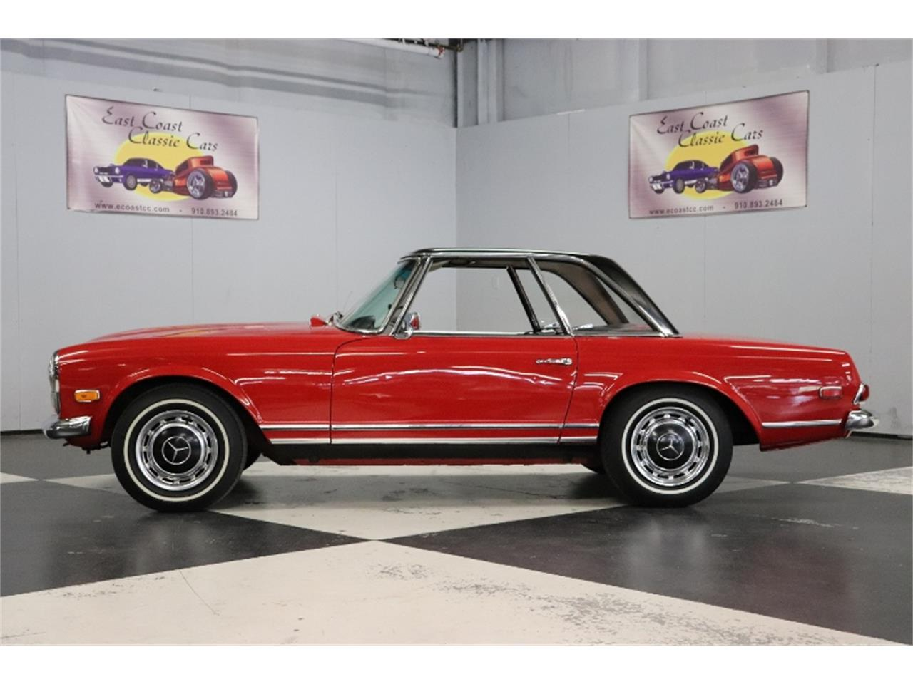 1968 Mercedes-Benz 280SL (CC-1262663) for sale in Lillington, North Carolina